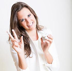 Sabrina Rettenbacher von First Skinlab
