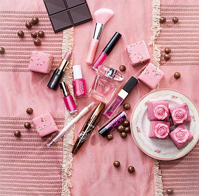 Süßes Pink für Zwischendurch.