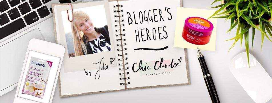 dm Blogger's Heroes: Julias Lieblinge für einen Spa-Abend zu Hause