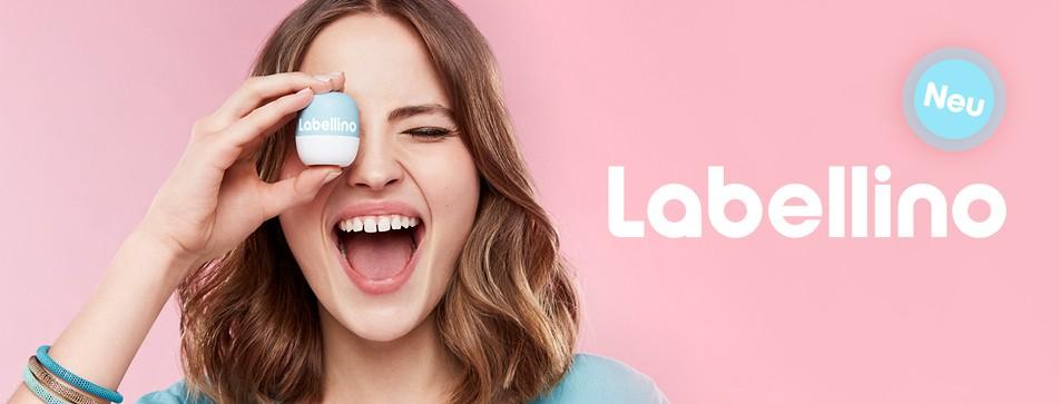 Die vertraute Labello-Pflege mit einem einzigen Swipe auftragen: Labellino!