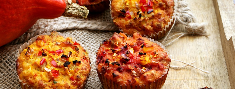 Rezepttipp: Autumn Thunfisch-Muffins