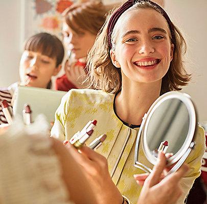Wir sind schön für uns. dm Beautykampagne 2017.