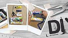 DIY: Basteln mit Taschentuchboxen