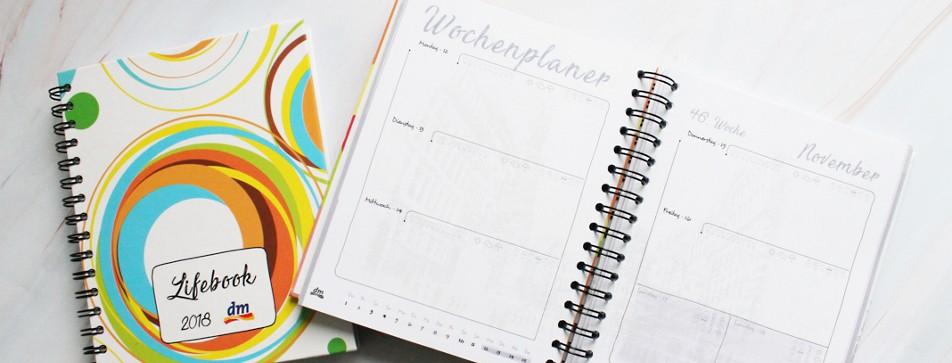 Terminkalender exklusiv für die dm Kundinnen und Kunden