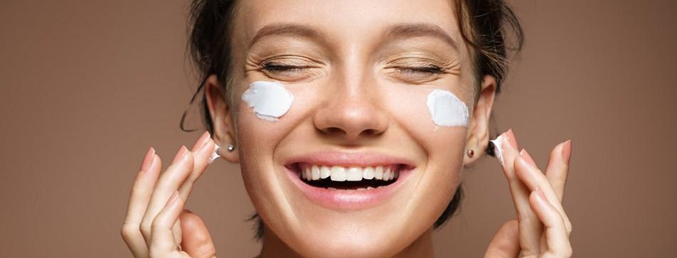 Jeder Hauttyp benötigt eine spezielle Pflege.