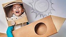 Langweilig? Indoor-Spiele für Kleinkinder