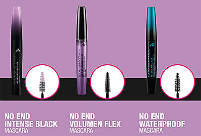 NO END MASCARA