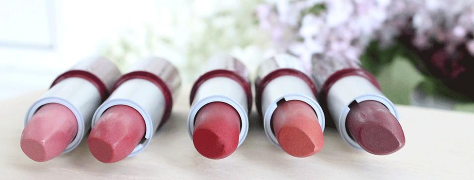 Die richtige Farbe und Pflege für die Lippen - natürlich von alverde