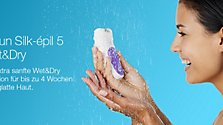 Braun Silk-épil 5 Wet&Dry Epilierer