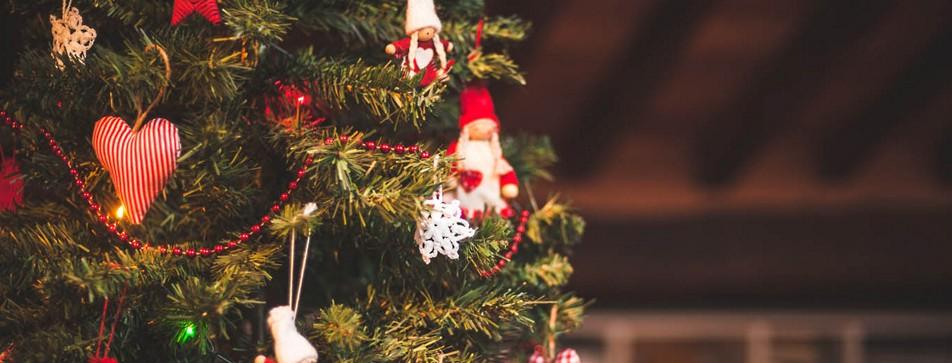 Tipps für ein sicheres Weihnachtsfest.