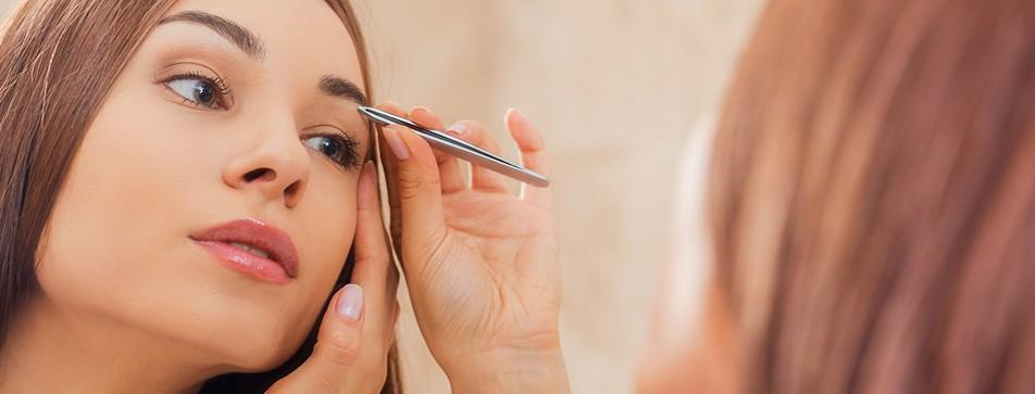 Tipps für dünne Augenbrauen.