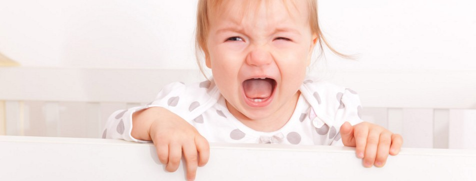 Willkommen Trotzphase! Wutausbrüche gehören zu Babys Entwicklung dazu.