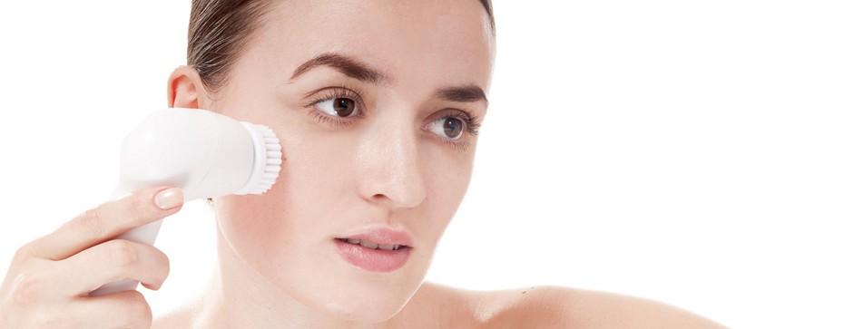 Gesichtsbehandlung im dm kosmetikstudio