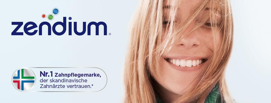 zendium ist spürbar anders - die sanften Inhaltsstoffe irritieren das empfindliche Gewebe der Mundhöhle nicht.