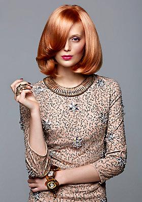 Glamtastic: Feminine und glamouröse Trendfrisuren.