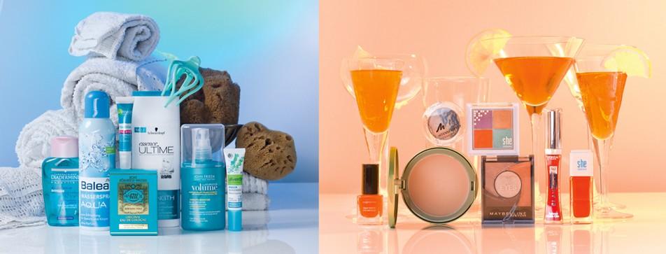 Produkte für perfektes Urlaubs-Feeling.