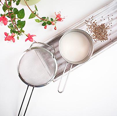 Anleitung: Kühlende Körpermilch