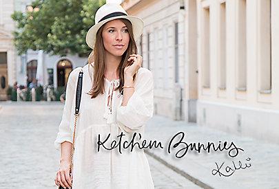 Kathi bloggt auf Ketch'em Bunnies.