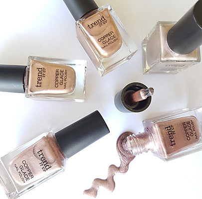 trend IT UP Copper Glace Nagellacke