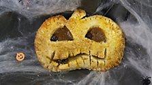 Halloween Rezept: Kürbis Hand Pies