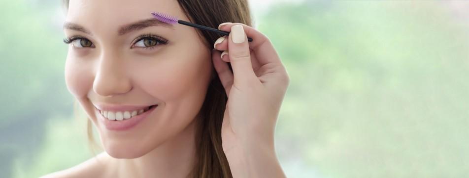 Trend-Check: Ombré-Augenbrauen.