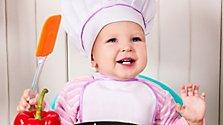 Kochtipps für Familien mit Baby