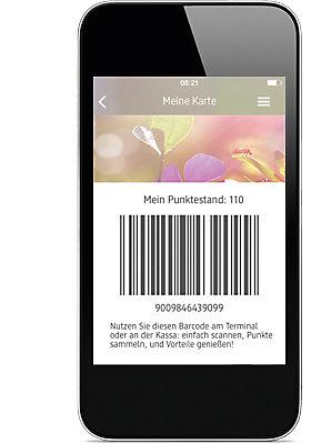 Mit der dm App schnell und einfach in die active beauty Vorteilswelt