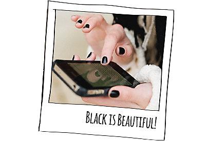 Black is beautiful!