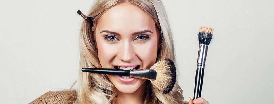 10 Make-Up Tricks, die Sie noch nicht kennen.