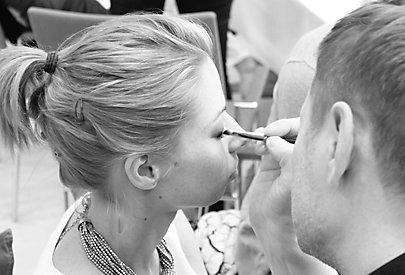 Make-up-Profi Sergej Benedetter verrät seine Stylingtricks.