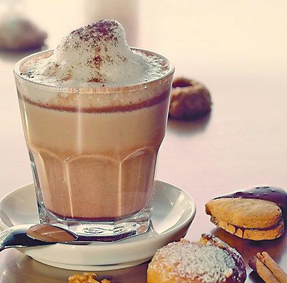 Rezept: Nougat-Kaffee