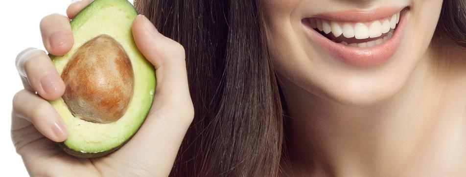 Die Wunderfrucht für's Haar: Avocado!