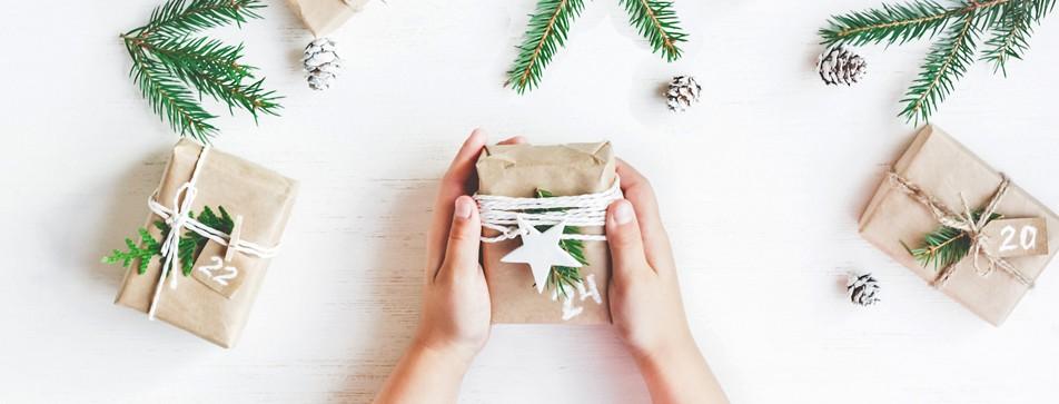 Mit Liebe gemachter Adventkalender