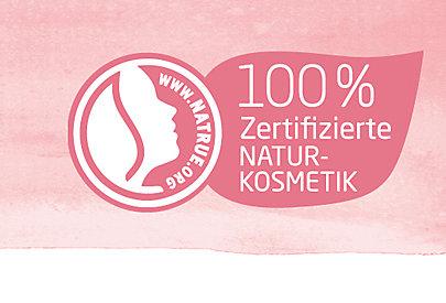 Naturkosmetikprodukte wie Duschgel, Bodylotion oder Handcreme erfüllen höchste Standards.