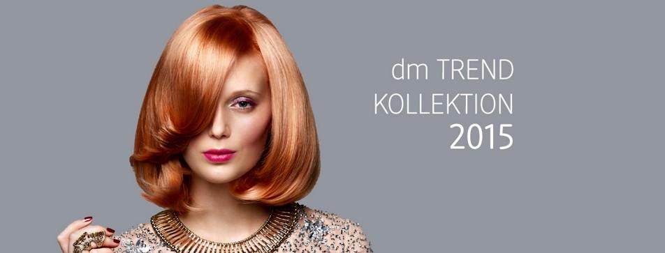Trendfrisuren aus dem dm friseur- und kosmetikstudio