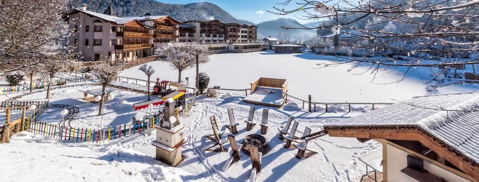 Idyllischen Urlaub in Südtirol gewinnen.
