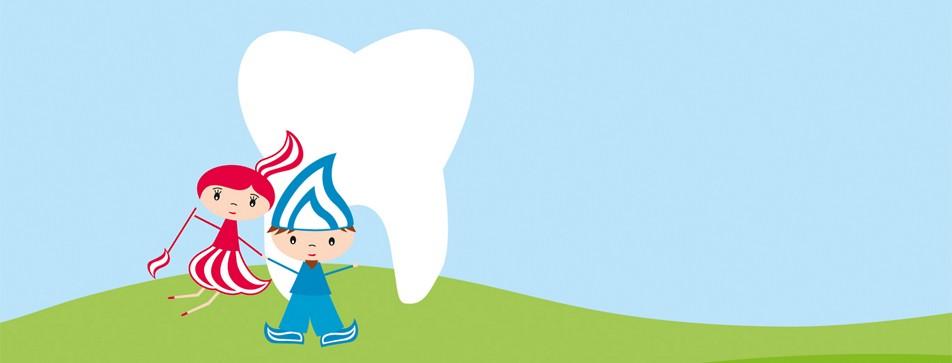 Zahnfee-Geschichte für Kinder