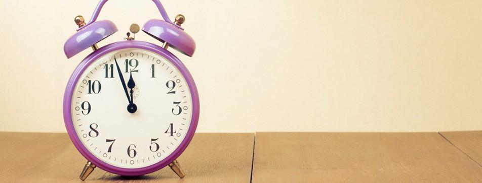 Zeitplanung ist eine Frage der Persönlichkeit