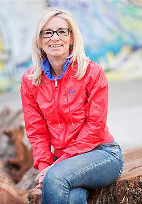Das Gesicht zum Österreichischen Frauenlauf: Ilse Dippmann