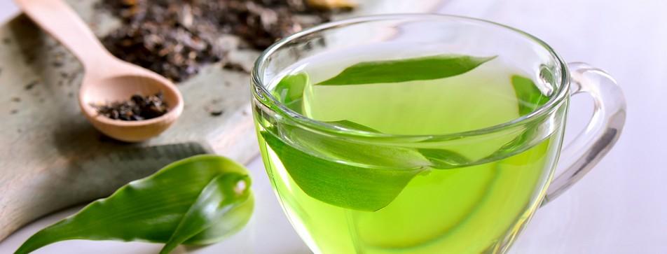 Entgiftungskur mit Detox-Tee