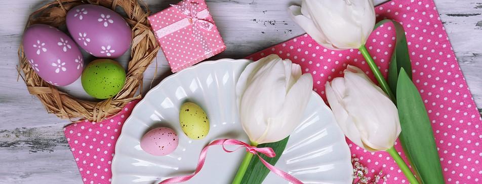 Ostern: das Familienfest für Genießer.