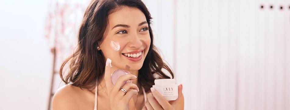 LVLY - Gesichtspflegeprodukte von Paola Maria