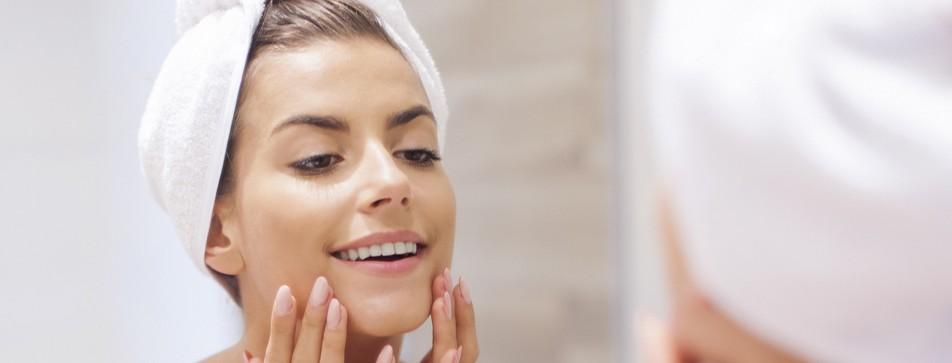Gesichtspflege für Tag und Nacht