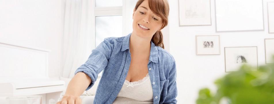 Für die gesunde Entwicklung Ihres Babys ist es bereits in der Schwangerschaft wichtig, auf die richtige Ernährung zu achten.