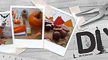 DIY-Dekoideen für Halloween