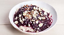 Kokos-Hirse-Porridge