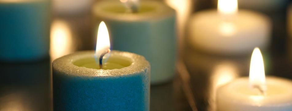 Kerzen im Advent