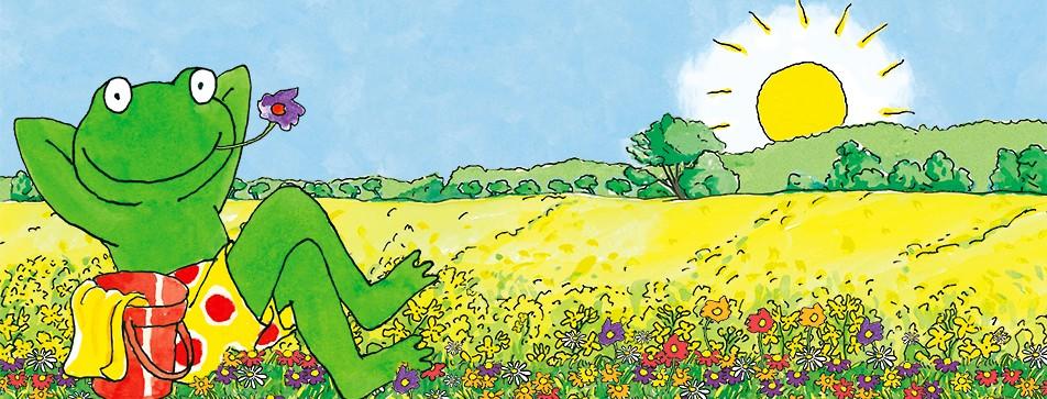Seit 1986 auf Nachhaltigkeit bedacht: Die Marke Frosch führt umweltfreundliche Reinigungs- und Waschmittel.
