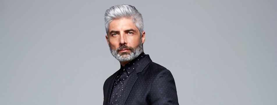 klassischer Haarschnitt für Männer