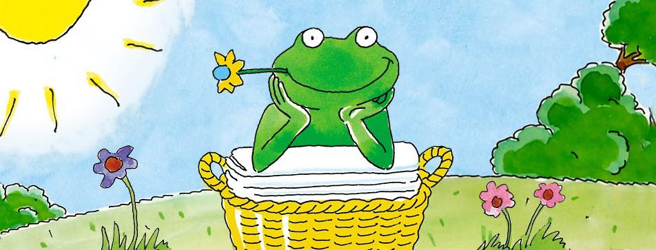 Frosch Waschmittel sind kraftvoll, enthalten aber natürliche Wirkstoffe - das Ergebnis: strahlend saubere Wäsche, die besonders hautfreundlich ist.